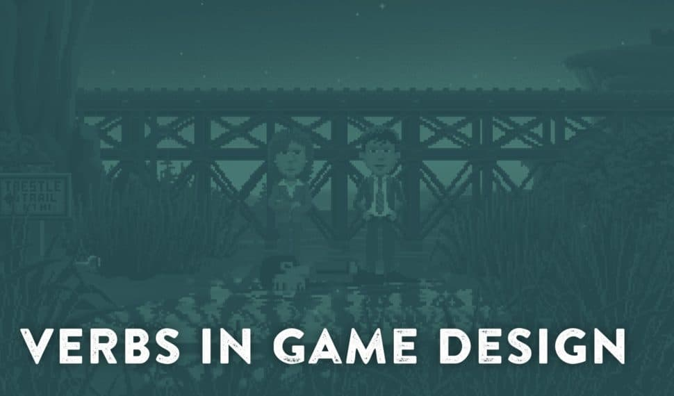 Verbs in Game Design
